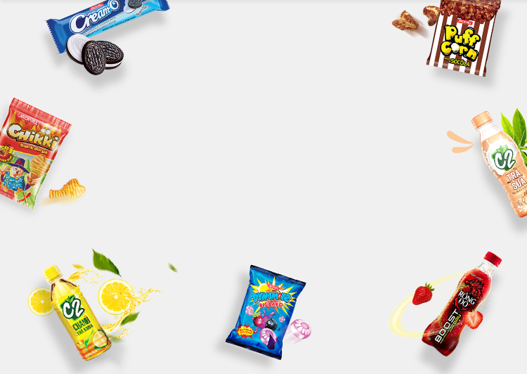 Top banner of Our Brands