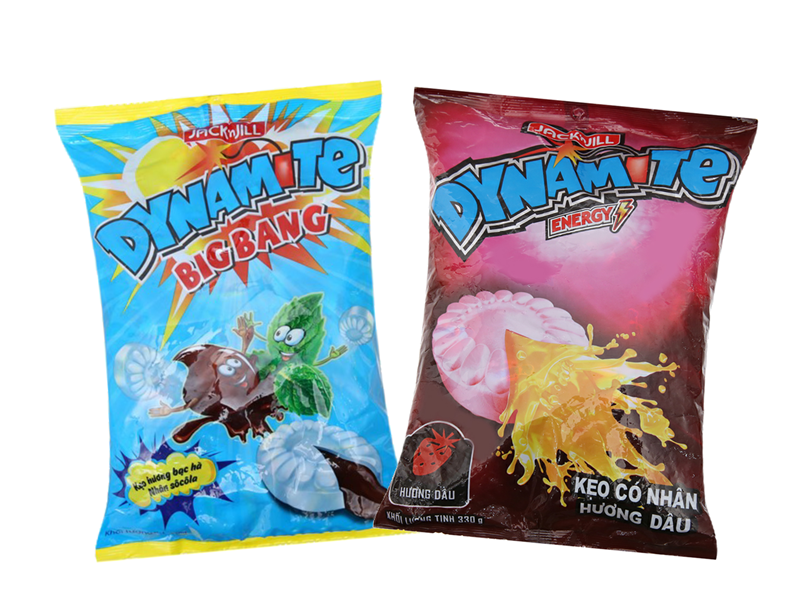 Is Dynamite Candy Fat? Sweet lovers need not worry!