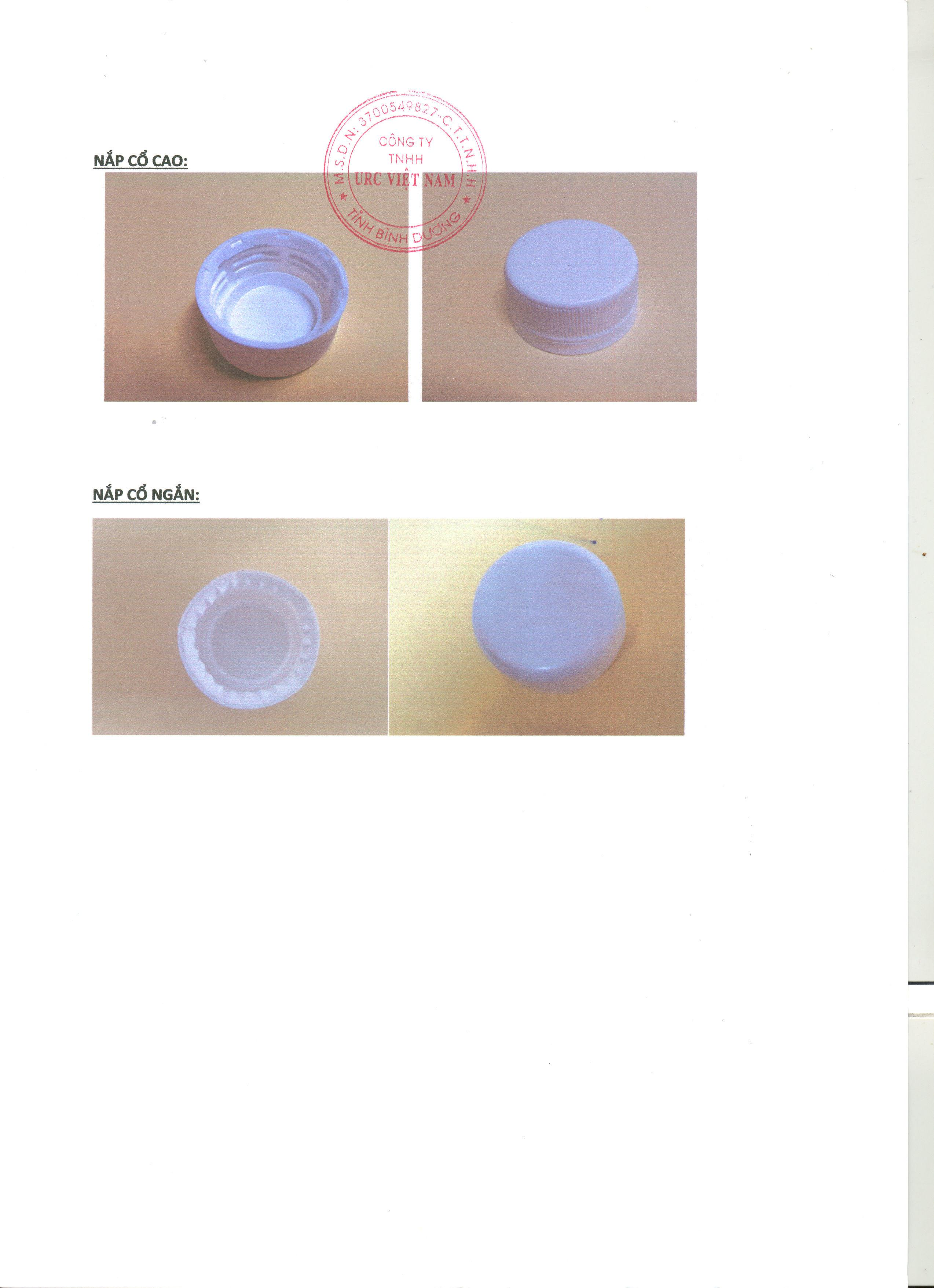 PRODUCT ANNOUNCEMENT WHITE COLOR CAP