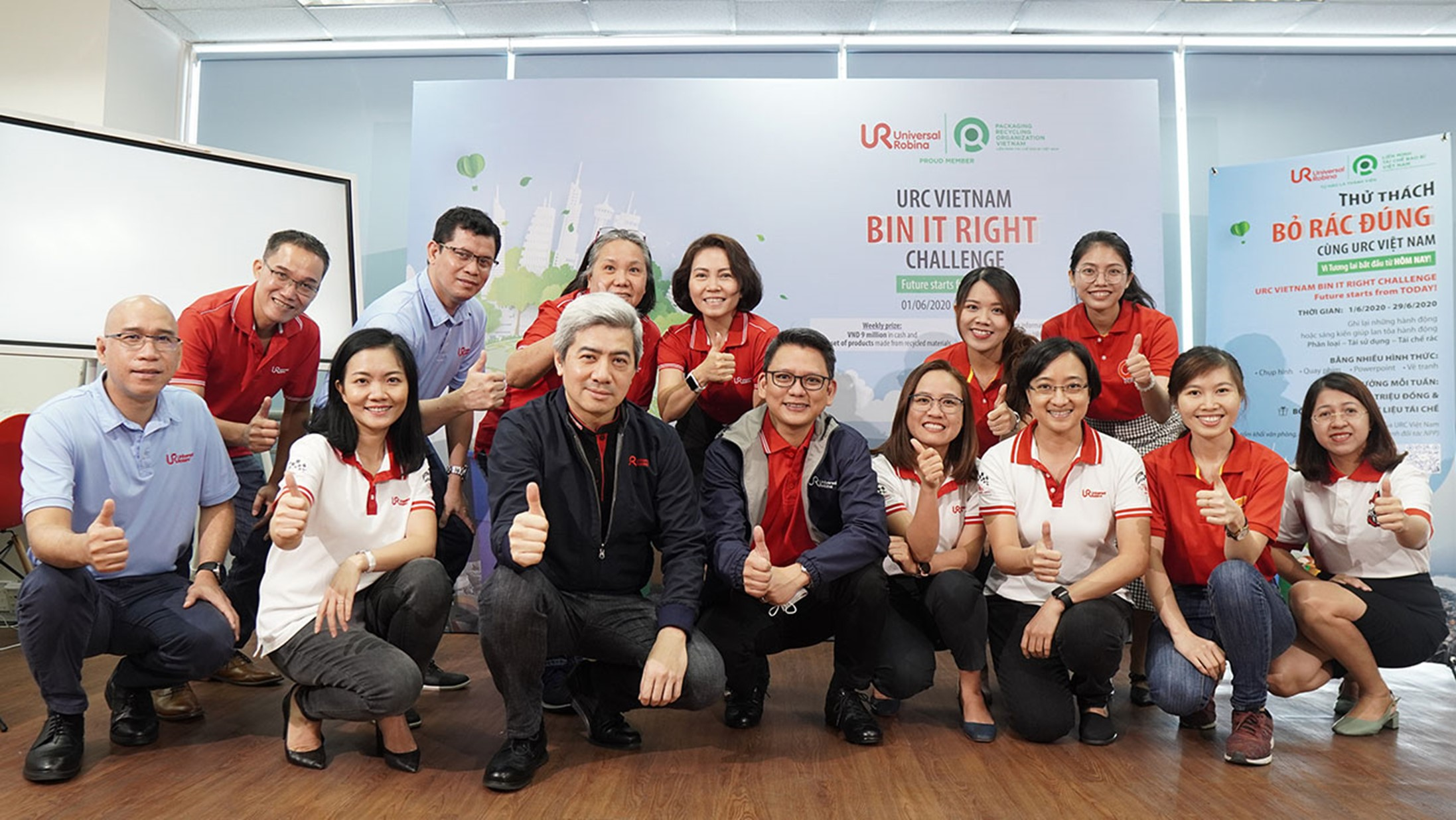 Clean & Green: URC Vietnam's Path to Greater Sustainability