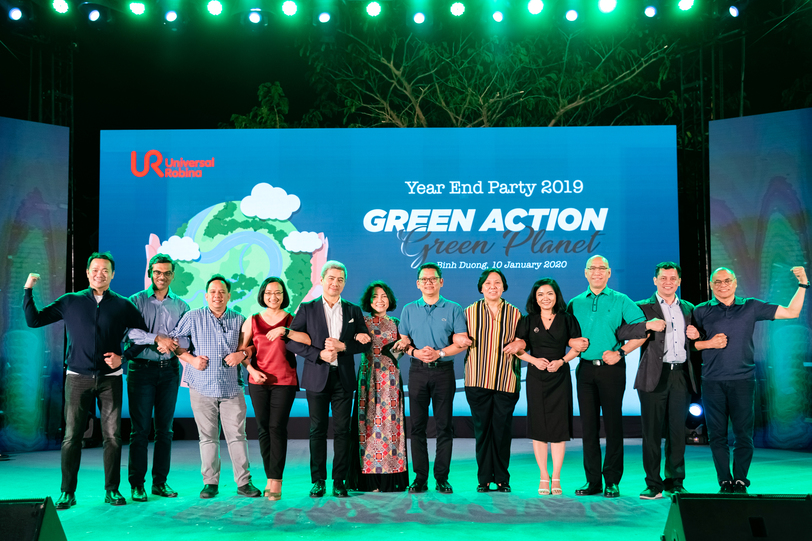 Year End Party 2019 – Green Action, Green Planet