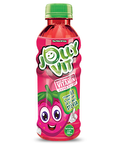 Jolly Vit Strawberry Flavor