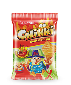 Chikki Korean Spicy