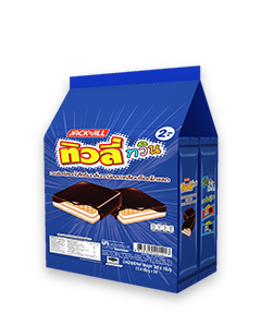 Tivoli Twin Wafer Vanilla