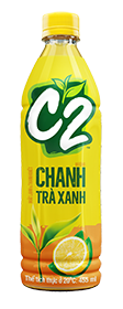 C2 Green Tea Lemon Flavor