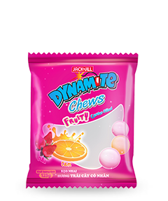 Dynamite Chews Fruity