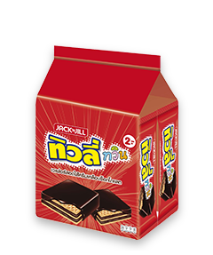 Tivoli Twin Wafer Chocolate