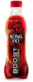 Rong Do Boost Strawberry Flavor