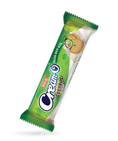 Cream-O Coconut 85g